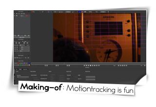 Motiontracking is fun