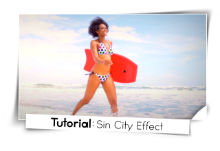 sin city effect_flomotion